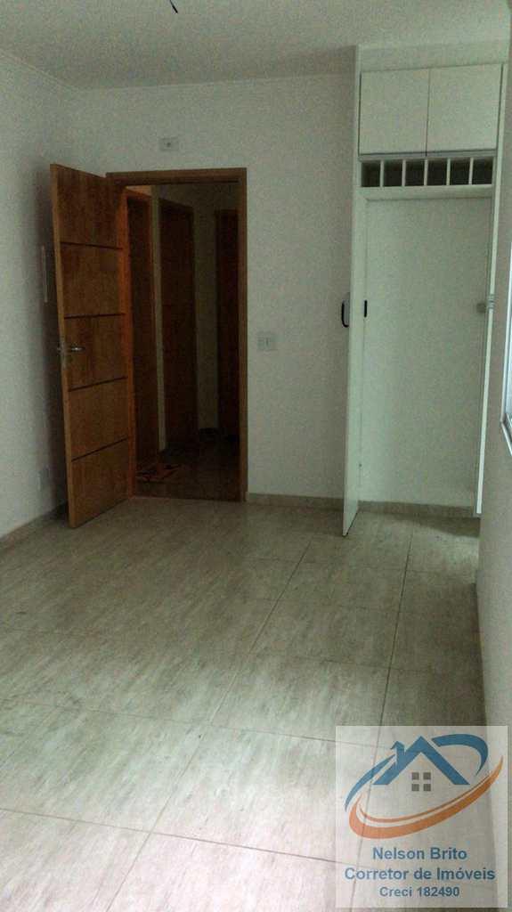 Apartamento em Santo André, no bairro Vila Apiaí