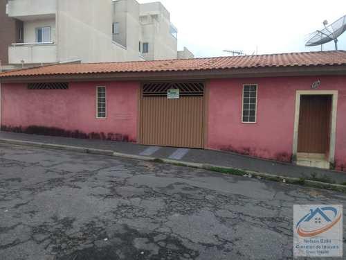 Casa, código 241 em Santo André, bairro Vila Tibiriçá