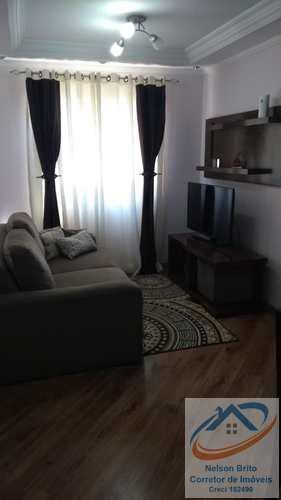 Apartamento, código 242 em Santo André, bairro Cidade São Jorge
