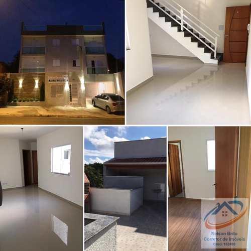 Apartamento, código 244 em Santo André, bairro Vila Guiomar