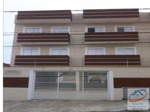 Cobertura, código 248 em Santo André, bairro Vila Eldízia