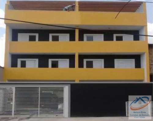 Cobertura, código 251 em Santo André, bairro Vila Helena