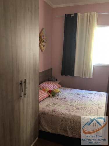 Apartamento, código 252 em Santo André, bairro Vila Curuçá