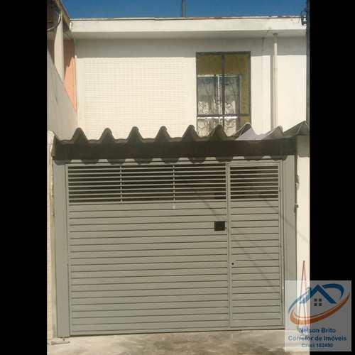 Casa, código 253 em Santo André, bairro Vila América