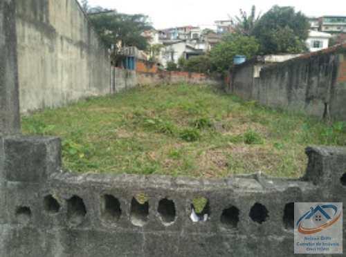Terreno, código 263 em Ribeirão Pires, bairro Suíssa