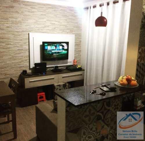 Apartamento, código 264 em Santo André, bairro Vila Alpina