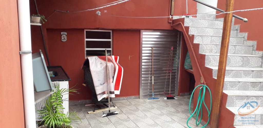 Sobrado em Santo André, no bairro Jardim do Estádio