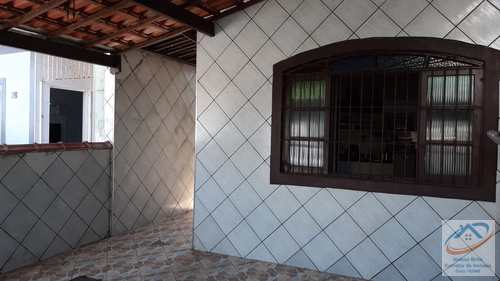 Casa, código 267 em Praia Grande, bairro Maracanã