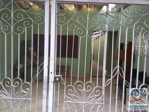Casa, código 270 em Santo André, bairro Jardim do Estádio