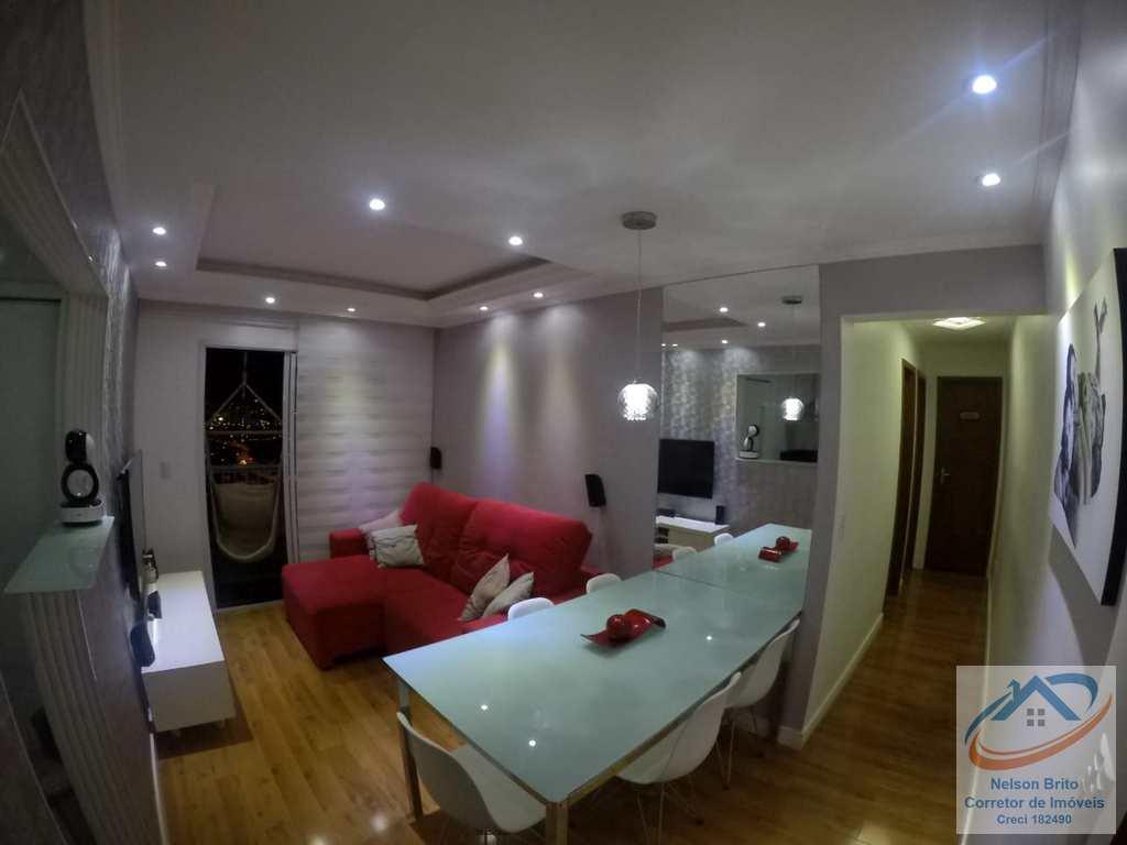 Apartamento em Santo André, no bairro Vila Príncipe de Gales