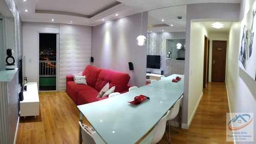Apartamento, código 271 em Santo André, bairro Vila Príncipe de Gales