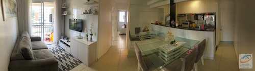 Apartamento, código 275 em Santo André, bairro Campestre