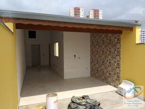 Apartamento, código 278 em Santo André, bairro Vila Valparaíso