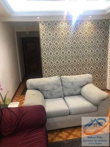 Apartamento, código 279 em Santo André, bairro Vila Guiomar