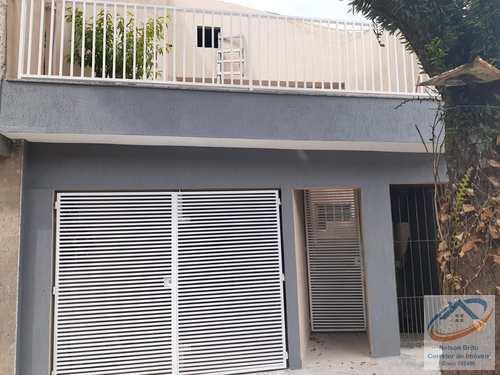 Casa, código 281 em Santo André, bairro Parque Gerassi