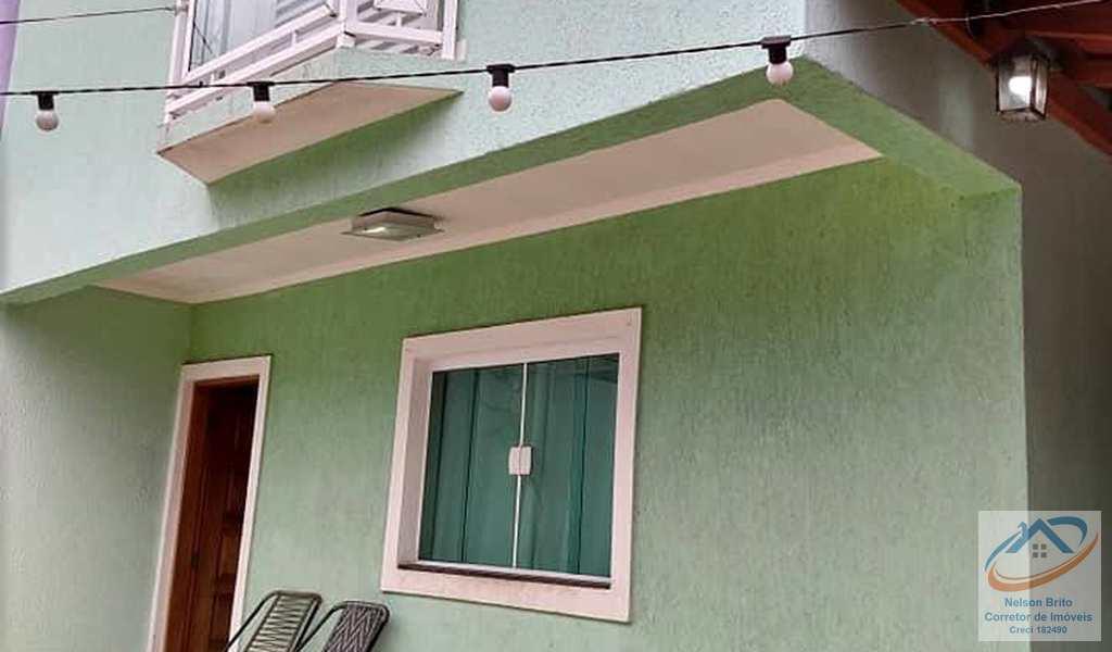 Sobrado em Santo André, bairro Vila Curuçá