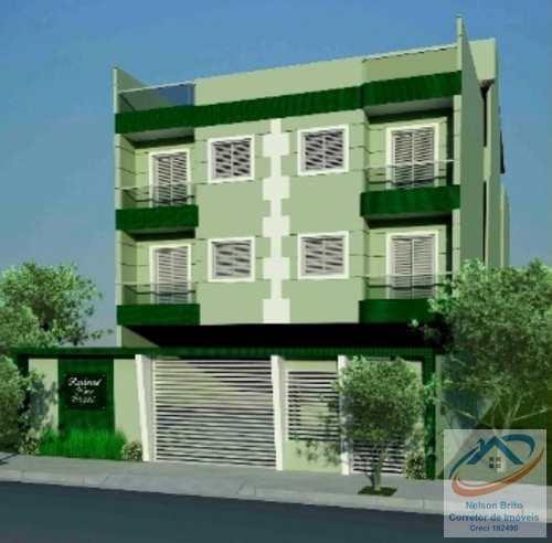 Apartamento, código 296 em Santo André, bairro Vila Alice
