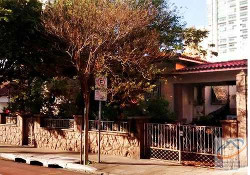 Casa, código 298 em São Caetano do Sul, bairro Santa Paula