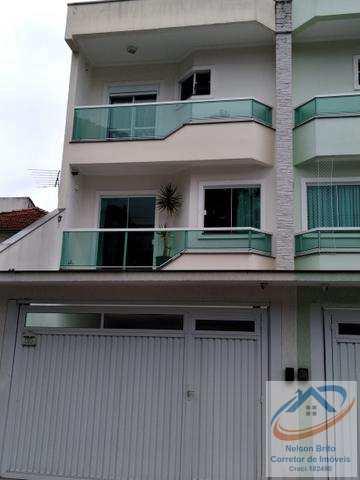 Sobrado, código 303 em Santo André, bairro Vila Assunção