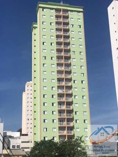 Apartamento, código 306 em Santo André, bairro Vila Valparaíso