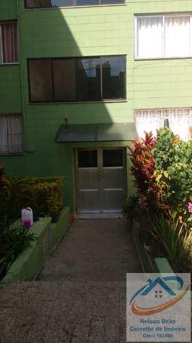 Apartamento, código 310 em Santo André, bairro Jardim Alvorada