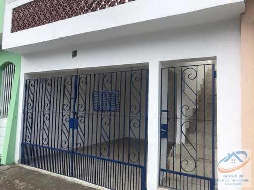 Casa, código 318 em Santo André, bairro Vila Bela Vista
