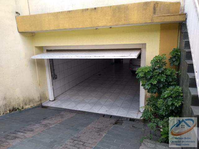 Sobrado em Santo André, no bairro Vila Bela Vista