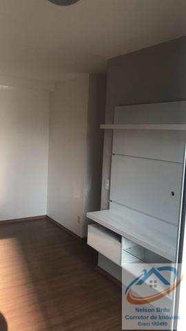 Apartamento, código 322 em Santo André, bairro Vila Metalúrgica