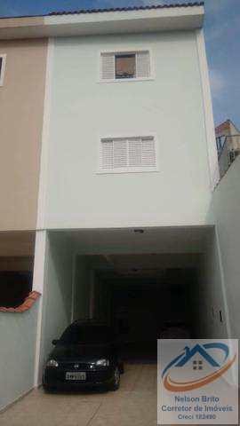 Apartamento, código 325 em Santo André, bairro Jardim Irene