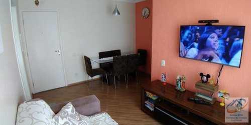 Apartamento, código 327 em Santo André, bairro Jardim Santo André