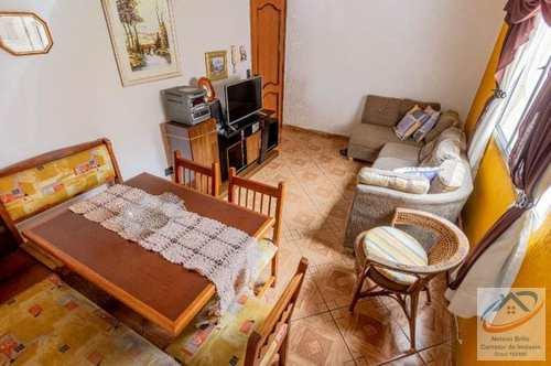 Apartamento, código 329 em Santo André, bairro Jardim Alvorada