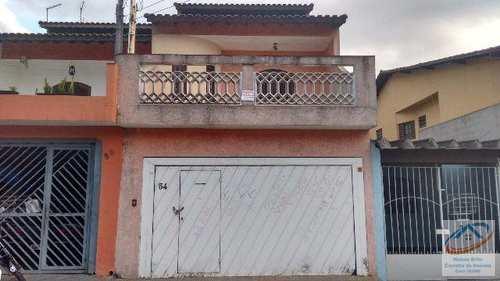Casa, código 336 em Santo André, bairro Jardim Rina