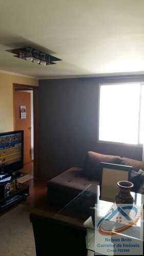 Apartamento, código 340 em Santo André, bairro Jardim Alvorada