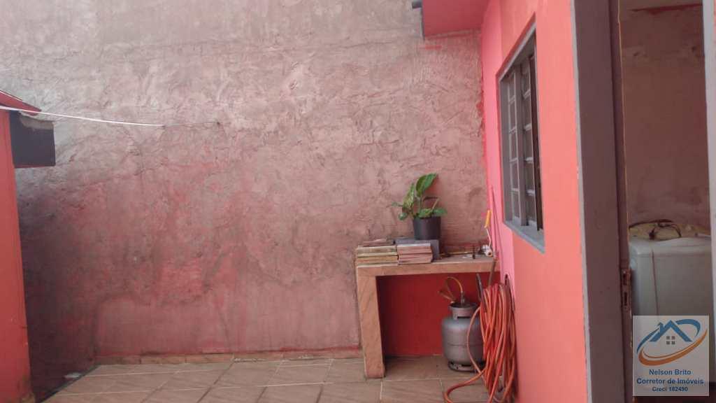 Casa em Santo André, no bairro Cidade São Jorge