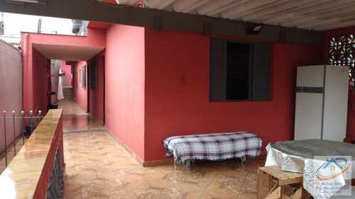 Casa, código 343 em Santo André, bairro Cidade São Jorge
