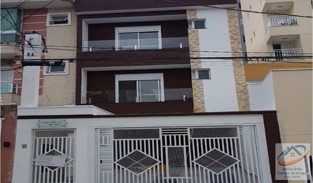 Apartamento em Santo André, bairro Campestre