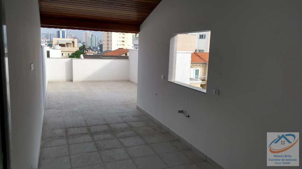 Cobertura em Santo André, no bairro Vila Guiomar