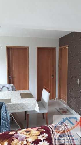 Apartamento, código 356 em Santo André, bairro Vila Guiomar