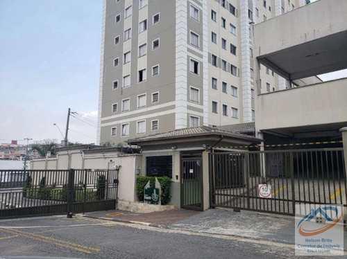 Apartamento, código 367 em Mauá, bairro Parque São Vicente