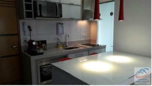 Apartamento, código 371 em Santo André, bairro Vila Luzita