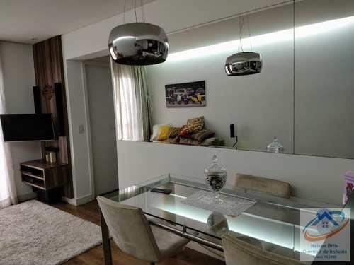 Apartamento, código 374 em Santo André, bairro Vila Príncipe de Gales
