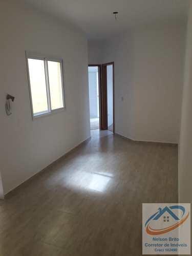 Apartamento, código 377 em Santo André, bairro Vila Alpina