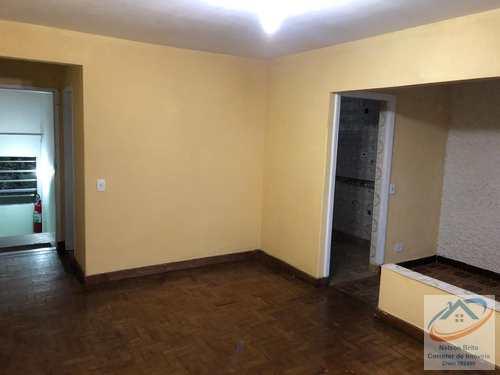 Apartamento, código 384 em Santo André, bairro Vila Guiomar