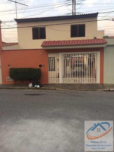 Sobrado, código 393 em São Bernardo do Campo, bairro Rudge Ramos