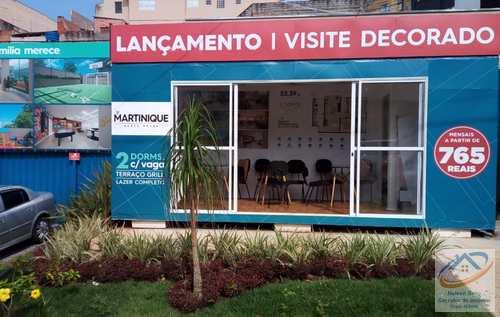 Apartamento, código 409 em São Bernardo do Campo, bairro Baeta Neves