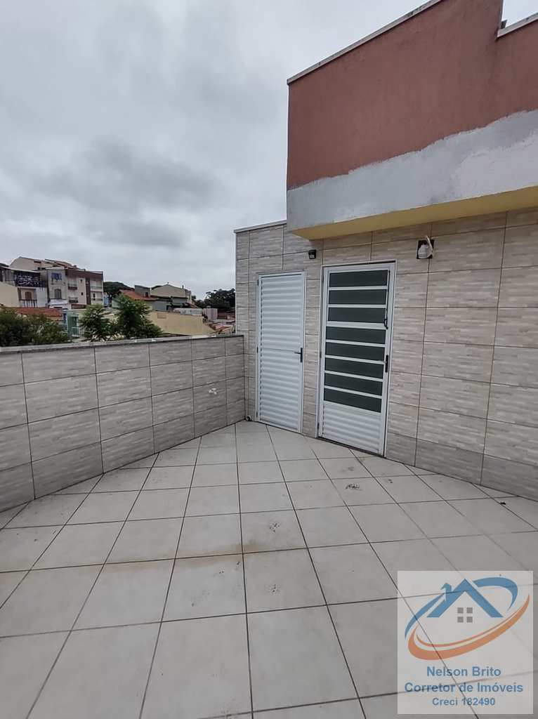 Cobertura em Santo André, no bairro Vila Helena