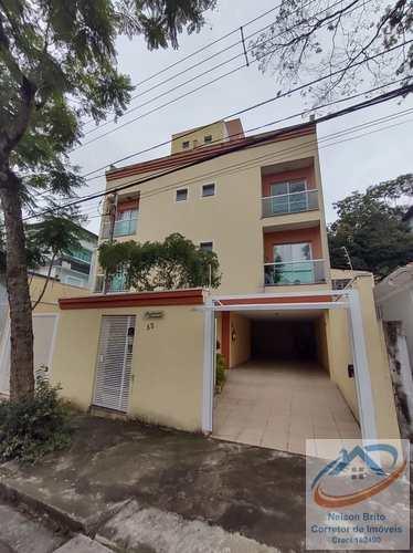 Cobertura, código 412 em Santo André, bairro Vila Helena
