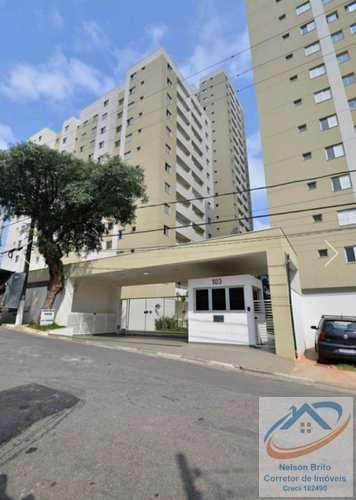 Apartamento, código 416 em São Bernardo do Campo, bairro Centro