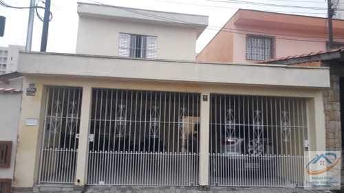 Sobrado, código 433 em Santo André, bairro Vila Príncipe de Gales