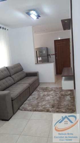 Apartamento, código 453 em Santo André, bairro Vila Sacadura Cabral